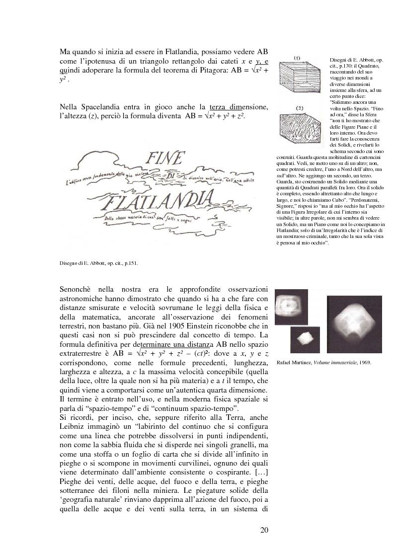 Anteprima della tesi: L'accoglimento del caso ovvero la piega, Pagina 10