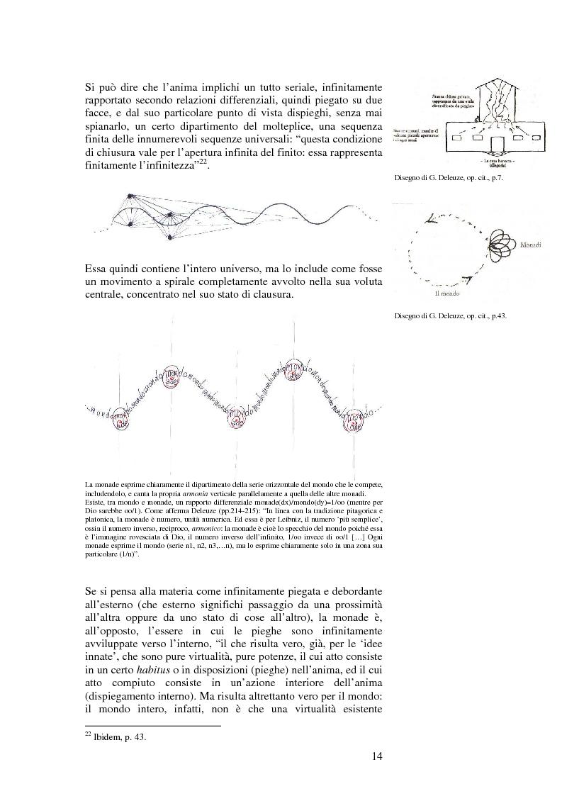 Anteprima della tesi: L'accoglimento del caso ovvero la piega, Pagina 4