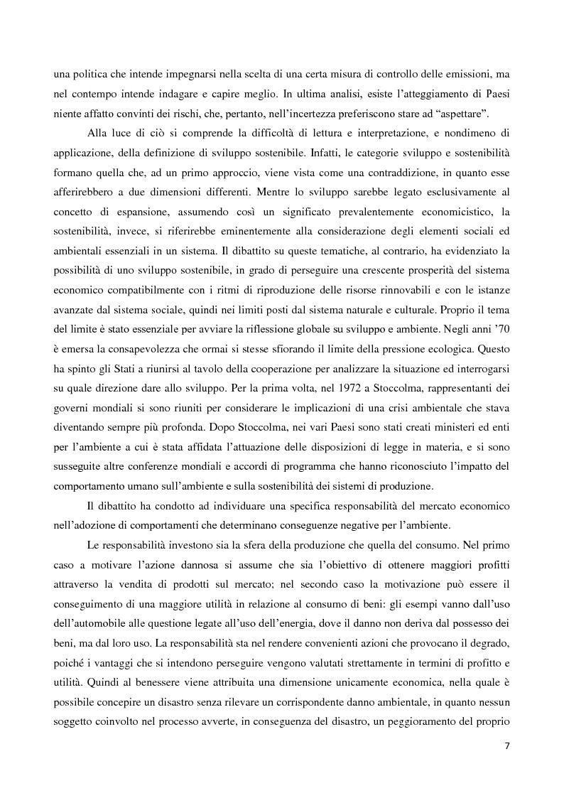 Anteprima della tesi: Il turismo come sostenibilità, come sport e come fenomeno ludico: il caso del cicloturismo, Pagina 4