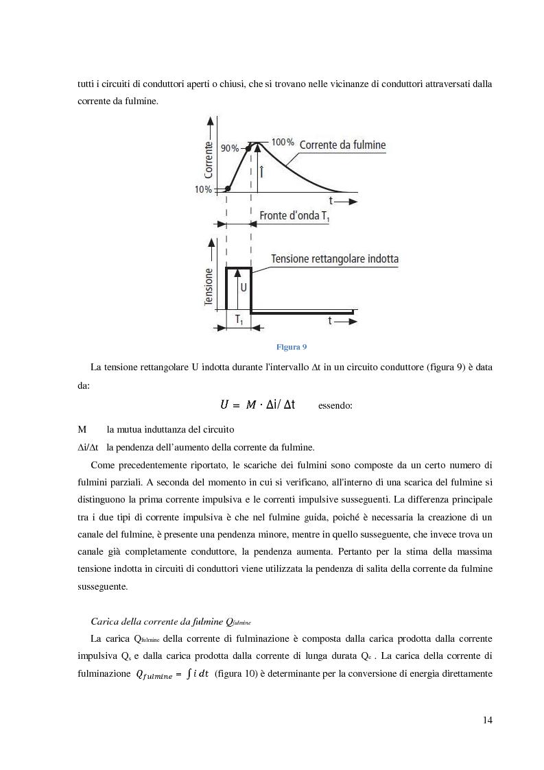Anteprima della tesi: Protezione dalle sovratensioni: analisi, scelta e dimensionamento degli SPD, Pagina 10