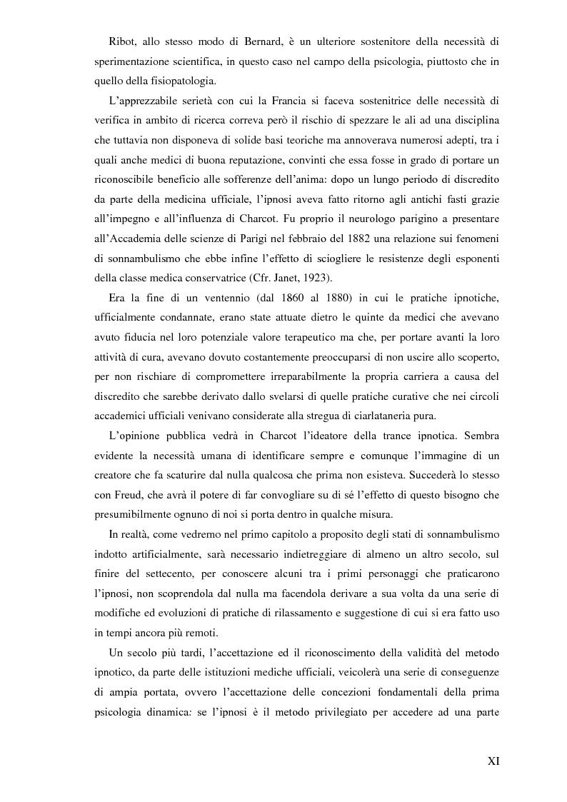 Anteprima della tesi: Pierre Janet, le origini della disaggregazione psicologica, Pagina 7