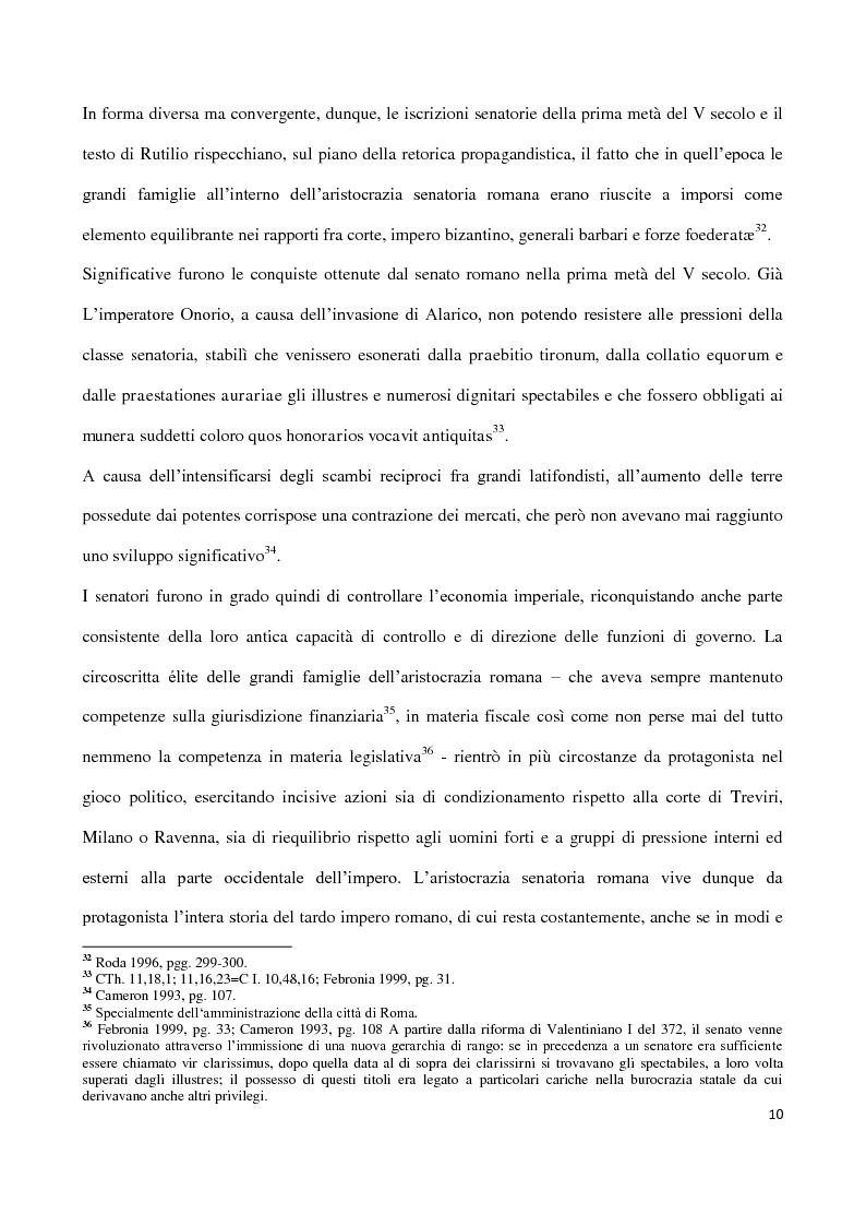 Anteprima della tesi: Valentiniano III e gli Unni, Pagina 10