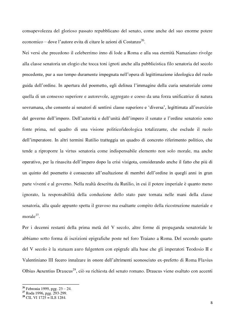Anteprima della tesi: Valentiniano III e gli Unni, Pagina 8