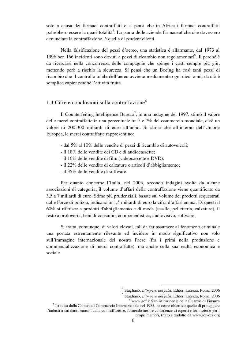 Anteprima della tesi: La tutela del marchio, Pagina 2