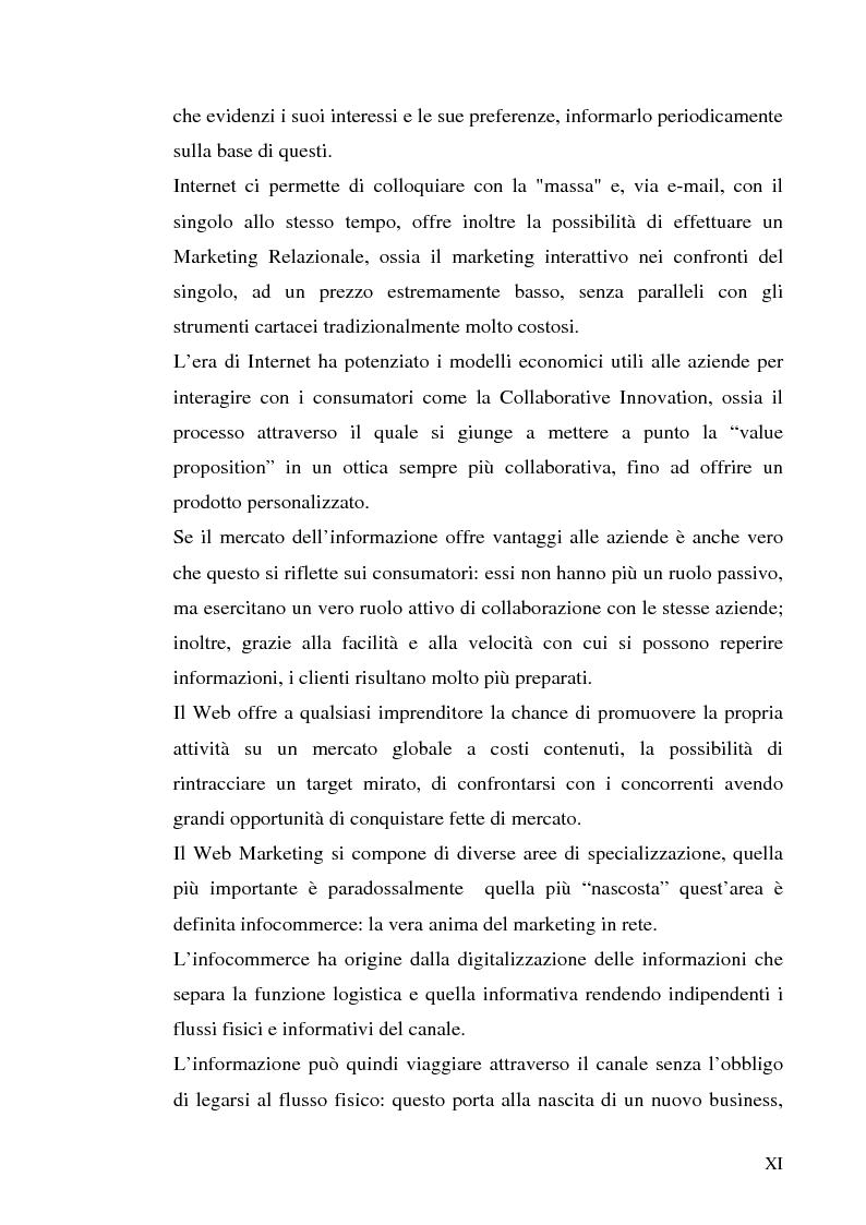 Anteprima della tesi: Previsioni e dinamiche reali dell'e-commerce, Pagina 5