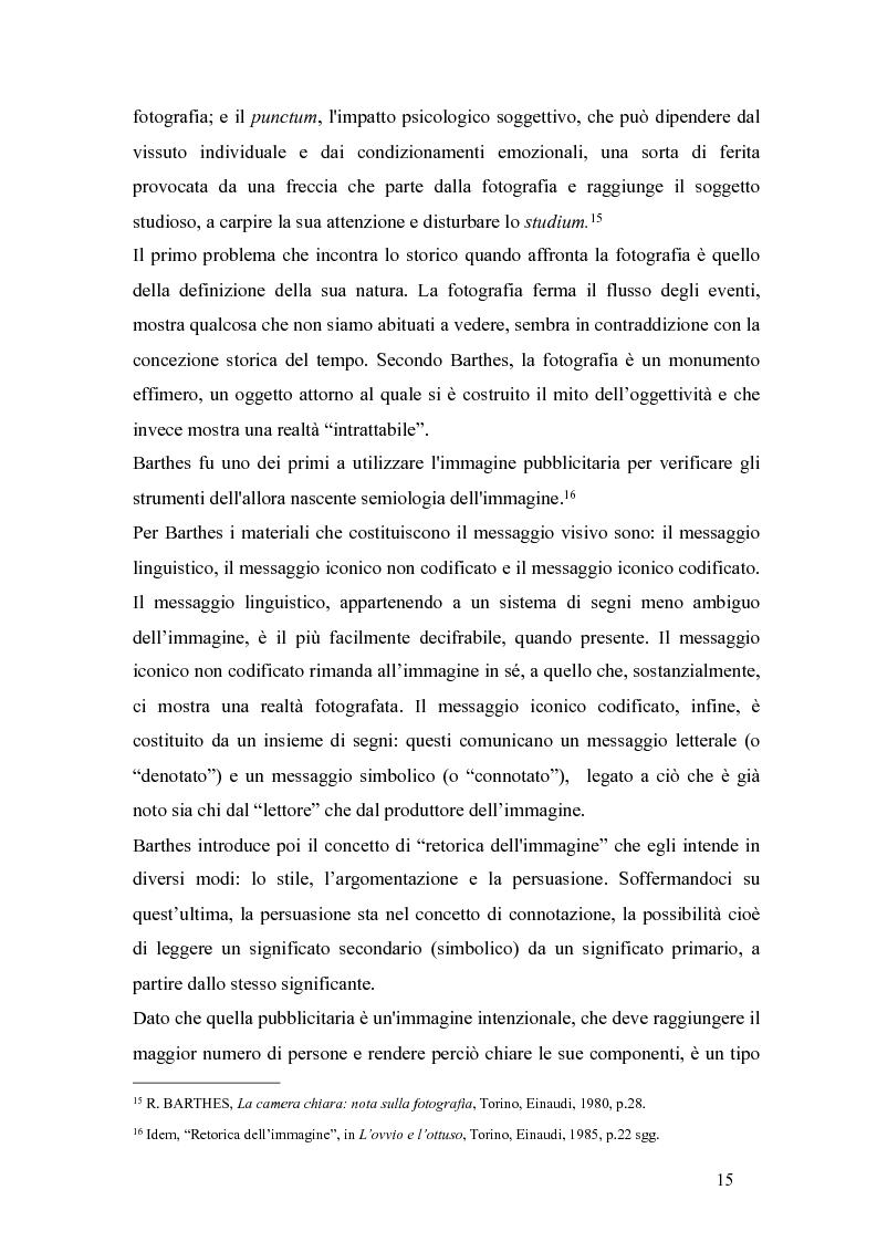 Anteprima della tesi: Il fascismo a Napoli nelle fotografie dell'Istituto Luce, Pagina 11