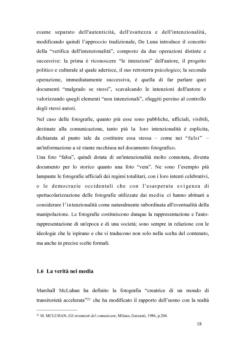 Anteprima della tesi: Il fascismo a Napoli nelle fotografie dell'Istituto Luce, Pagina 14