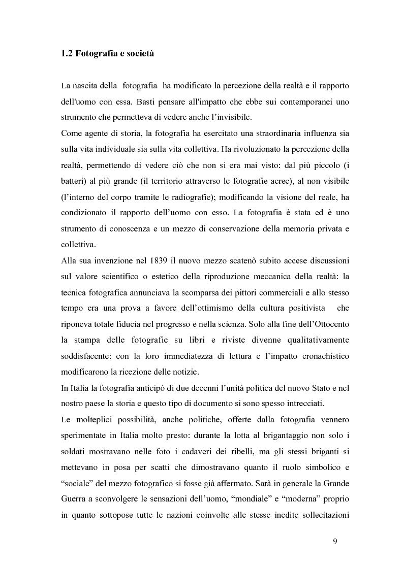 Anteprima della tesi: Il fascismo a Napoli nelle fotografie dell'Istituto Luce, Pagina 5