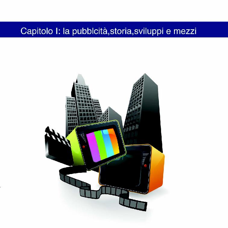 Anteprima della tesi: La città nella pubblicità, Pagina 2