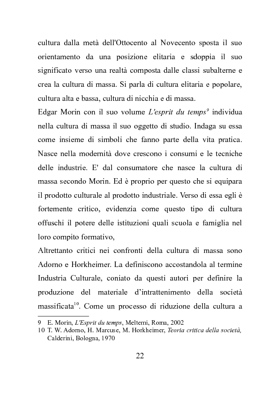 """Anteprima della tesi: Il caso """"Europeana"""". I nuovi contesti digitali per la valorizzazione del patrimonio culturale., Pagina 10"""