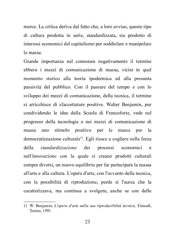 """Anteprima della tesi: Il caso """"Europeana"""". I nuovi contesti digitali per la valorizzazione del patrimonio culturale., Pagina 11"""