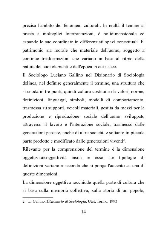 """Anteprima della tesi: Il caso """"Europeana"""". I nuovi contesti digitali per la valorizzazione del patrimonio culturale., Pagina 2"""