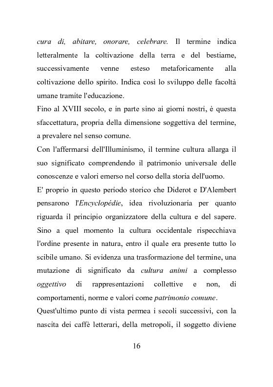 """Anteprima della tesi: Il caso """"Europeana"""". I nuovi contesti digitali per la valorizzazione del patrimonio culturale., Pagina 4"""