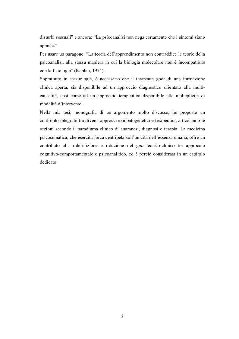 Anteprima della tesi: Disfunzione erettile psicogena, Pagina 2