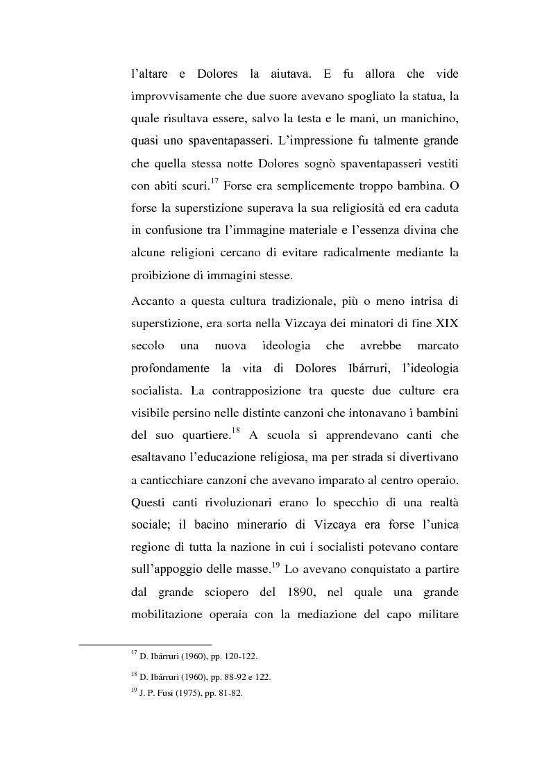 Anteprima della tesi: Il comunismo di Dolores Ibàrruri, Pagina 10
