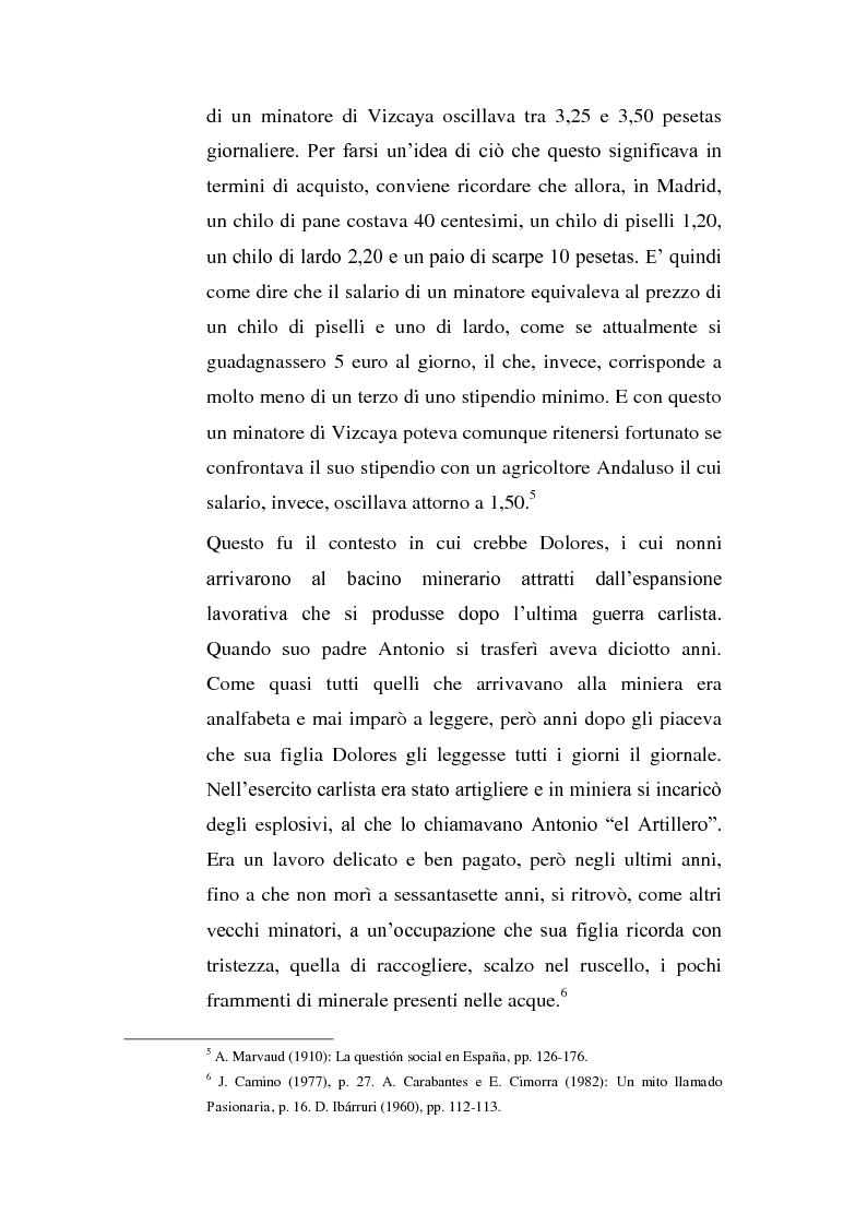Anteprima della tesi: Il comunismo di Dolores Ibàrruri, Pagina 3