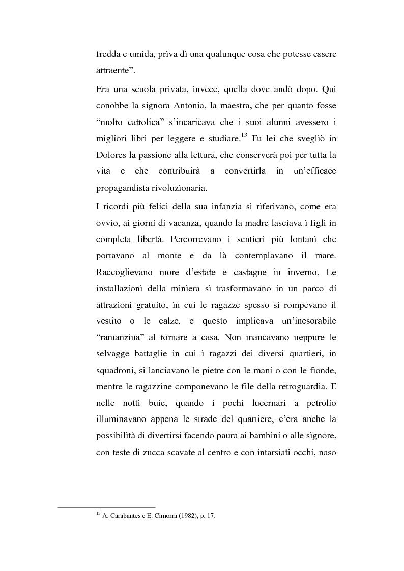 Anteprima della tesi: Il comunismo di Dolores Ibàrruri, Pagina 7