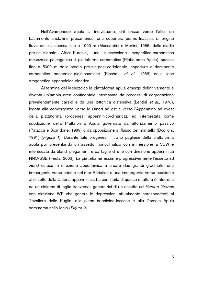 Anteprima della tesi: Interventi di ingegneria naturalistica per la riqualificazione ambientale di un tratto del fiume Ofanto in agro di Canosa Di Puglia, Pagina 3