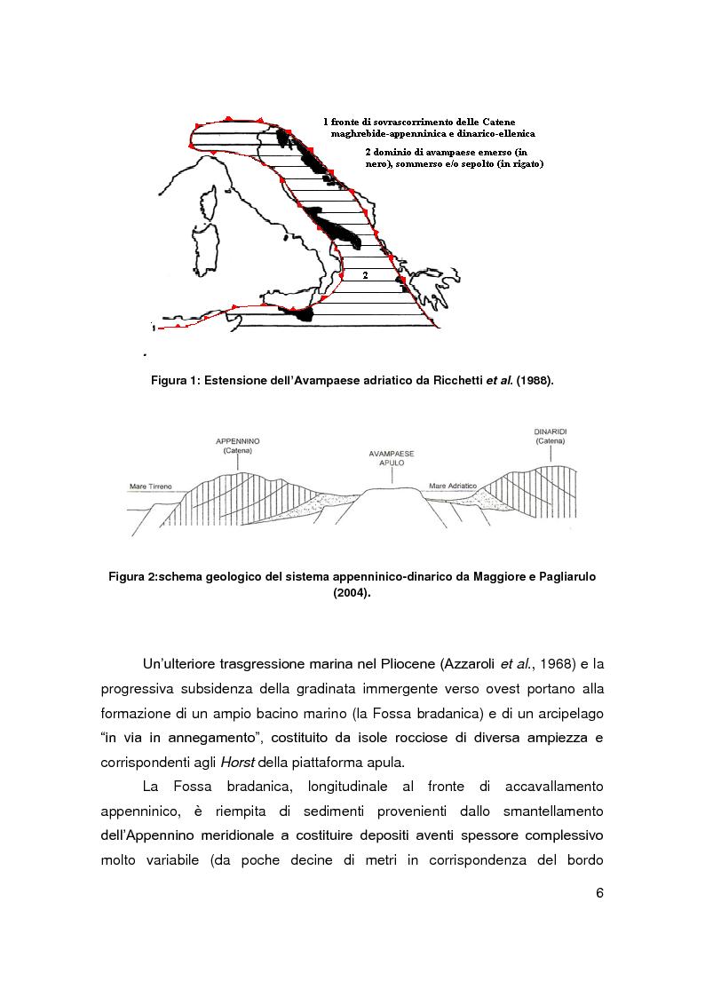 Anteprima della tesi: Interventi di ingegneria naturalistica per la riqualificazione ambientale di un tratto del fiume Ofanto in agro di Canosa Di Puglia, Pagina 4