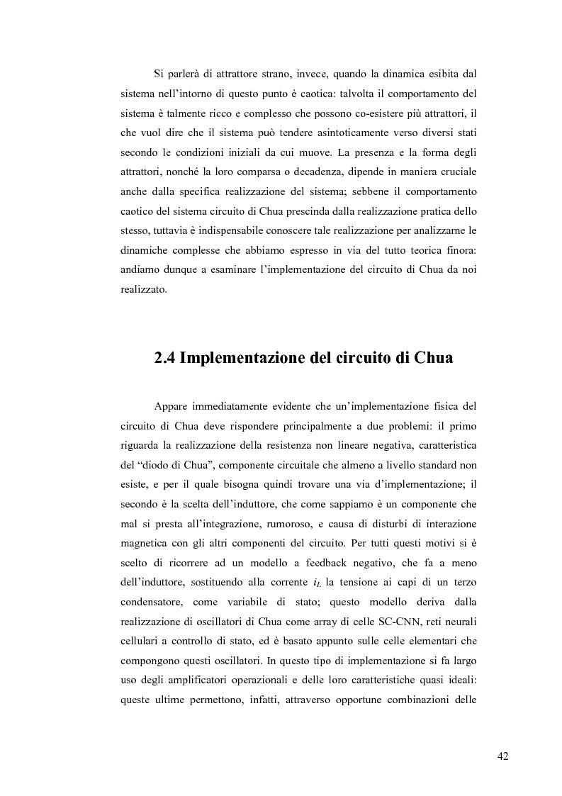Anteprima della tesi: Sincronizzazione wireless di circuiti caotici mediante tecnologia Bluetooth su robot Mindstorms, Pagina 5