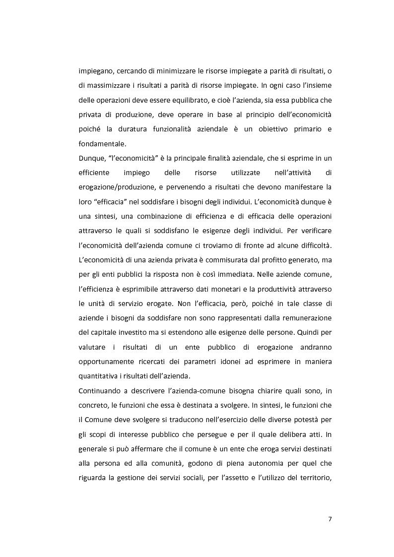 Anteprima della tesi: La Balanced Scorecard negli enti locali, Pagina 2