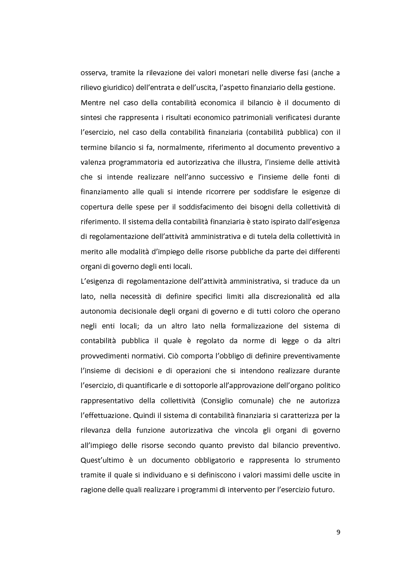 Anteprima della tesi: La Balanced Scorecard negli enti locali, Pagina 4