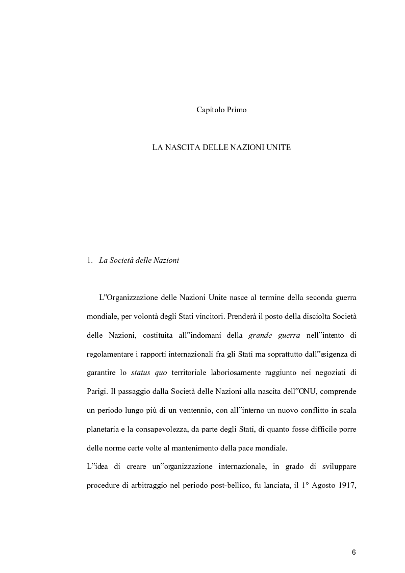 Anteprima della tesi: For building a better world: l'azione del World Food Programme, Pagina 4
