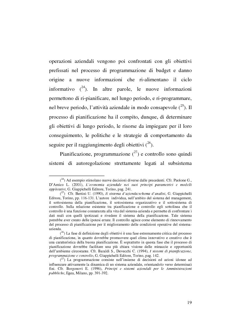 Anteprima della tesi: Il business plan nelle aziende teatrali. Il caso: ''La Divina Commedia. L'Opera.'', Pagina 11
