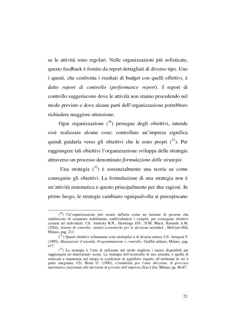 Anteprima della tesi: Il business plan nelle aziende teatrali. Il caso: ''La Divina Commedia. L'Opera.'', Pagina 13