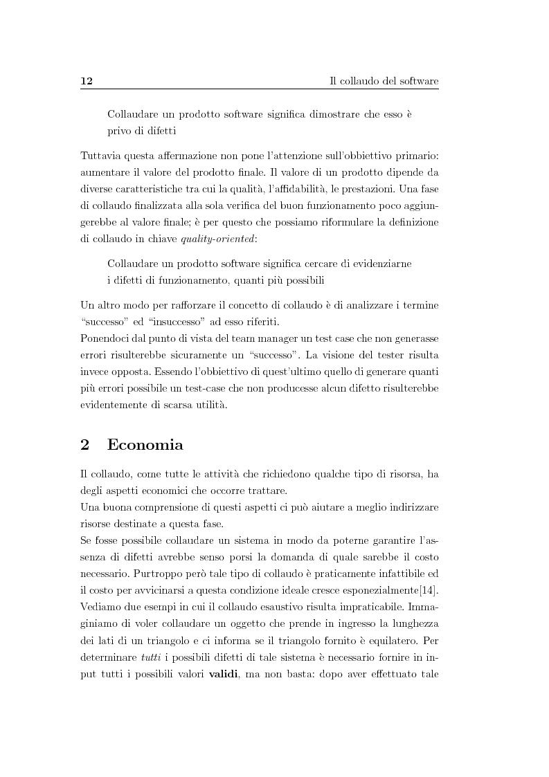 Anteprima della tesi: Strumenti e Best Practice per la gestione del collaudo in scenari reali, Pagina 4