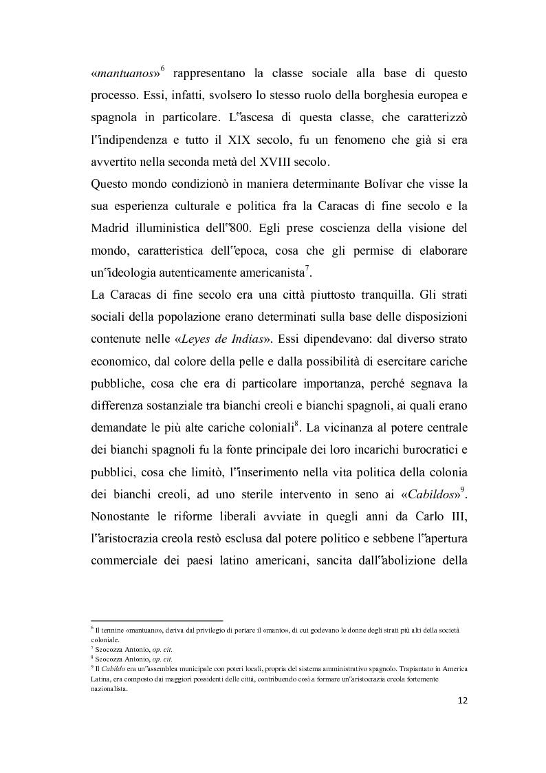 Anteprima della tesi: Analisi del discorso politico e dell'uso della cortesia e della scortesia nel discorso politico di Hugo Chavez Frias, Pagina 6
