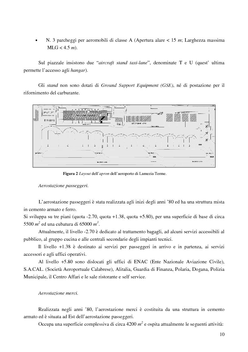Anteprima della tesi: Le basi di un Safety Management System sull'Aeroporto Internazionale di Lamezia Terme, Pagina 5