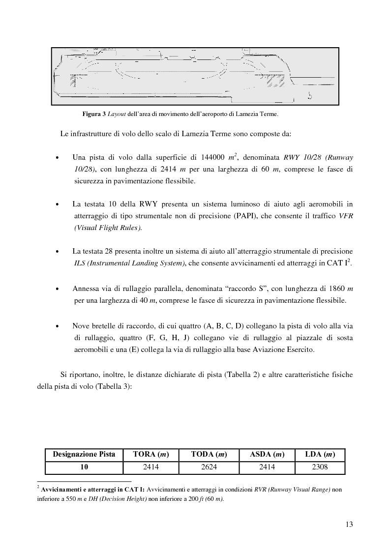 Anteprima della tesi: Le basi di un Safety Management System sull'Aeroporto Internazionale di Lamezia Terme, Pagina 8