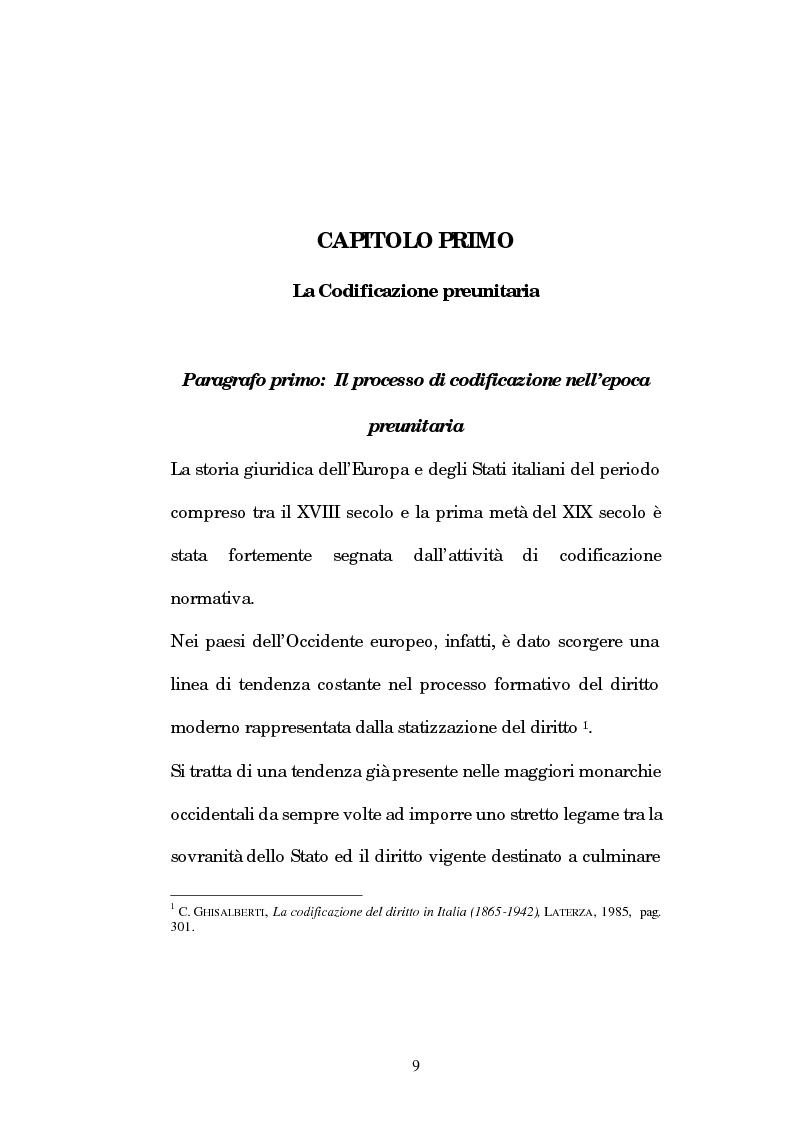 Anteprima della tesi: L'istigazione e l'aiuto al suicidio nella legislazione, nella dottrina e nella giurisprudenza post-unitarie, Pagina 6