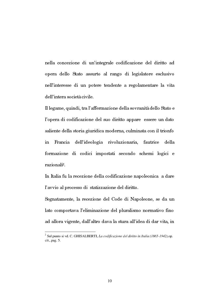 Anteprima della tesi: L'istigazione e l'aiuto al suicidio nella legislazione, nella dottrina e nella giurisprudenza post-unitarie, Pagina 7