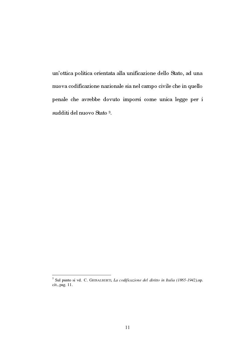 Anteprima della tesi: L'istigazione e l'aiuto al suicidio nella legislazione, nella dottrina e nella giurisprudenza post-unitarie, Pagina 8