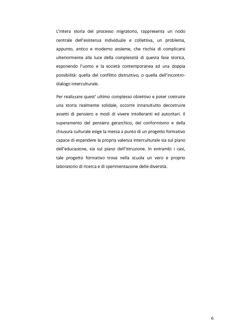 Anteprima della tesi: La comunicazione interculturale, Pagina 2