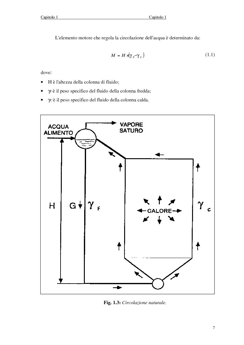 Anteprima della tesi: Strategie di controllo dei generatori di vapore in impianti a recupero, Pagina 7