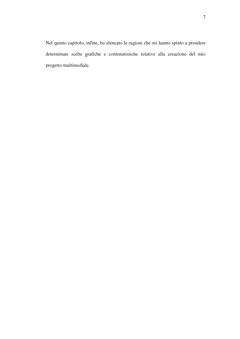 Anteprima della tesi: La comunicazione politica tra old e new media. Un caso di studio: Antonio Di Pietro online., Pagina 4