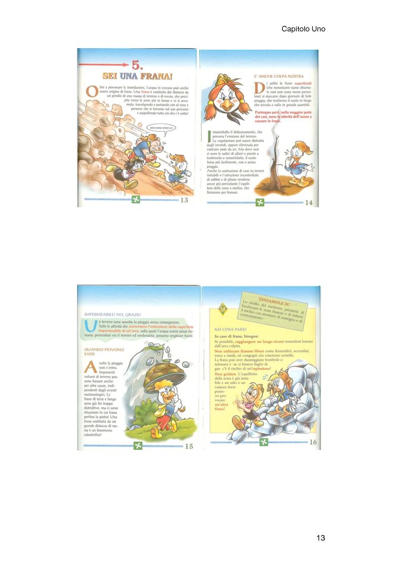 Anteprima della tesi: Le campagne di comunicazione sociale su Topolino: analisi di caso e valutazione dell'efficacia, Pagina 9
