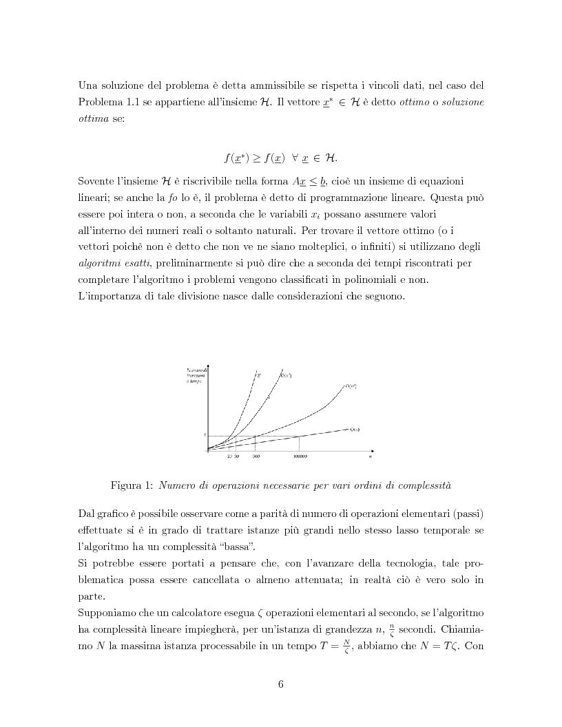 Anteprima della tesi: Un algoritmo euristico per il problema del vertex coloring, Pagina 2