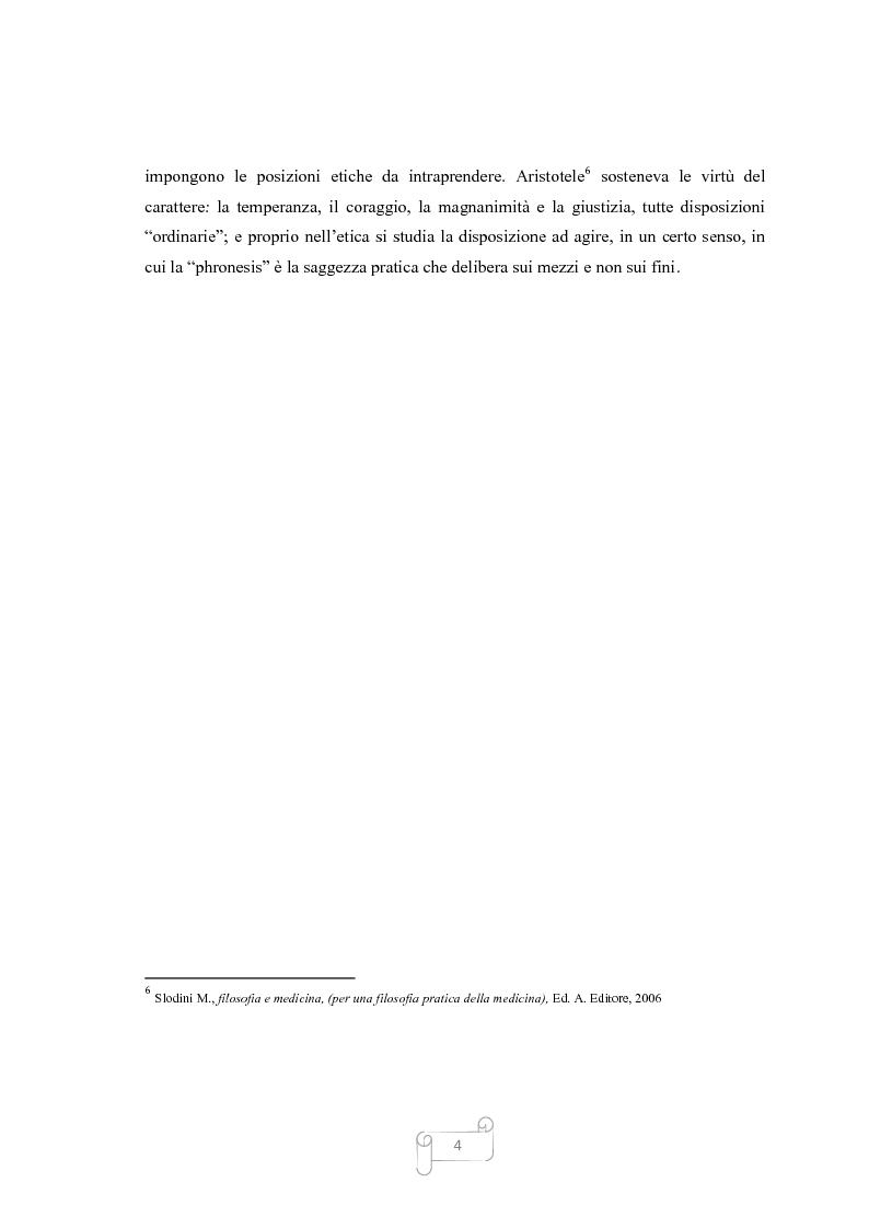 Anteprima della tesi: La Contropulsazione Aortica: studio di ricerca quantitativa e progetto formativo tra competenze, conoscenze e conflitti professionali, Pagina 4