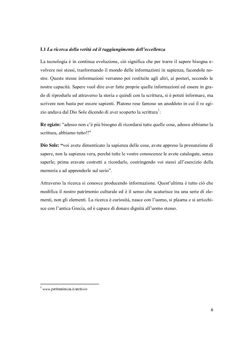 Anteprima della tesi: La Contropulsazione Aortica: studio di ricerca quantitativa e progetto formativo tra competenze, conoscenze e conflitti professionali, Pagina 6