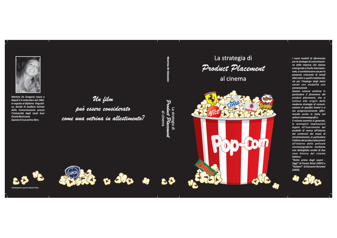 Anteprima della tesi: La strategia di Product Placement al cinema, Pagina 1