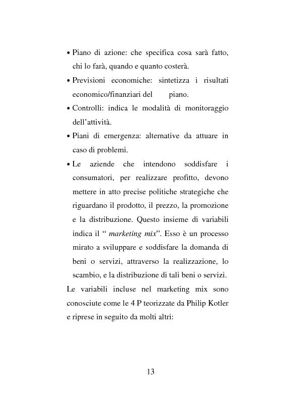 Anteprima della tesi: La strategia di Product Placement al cinema, Pagina 10
