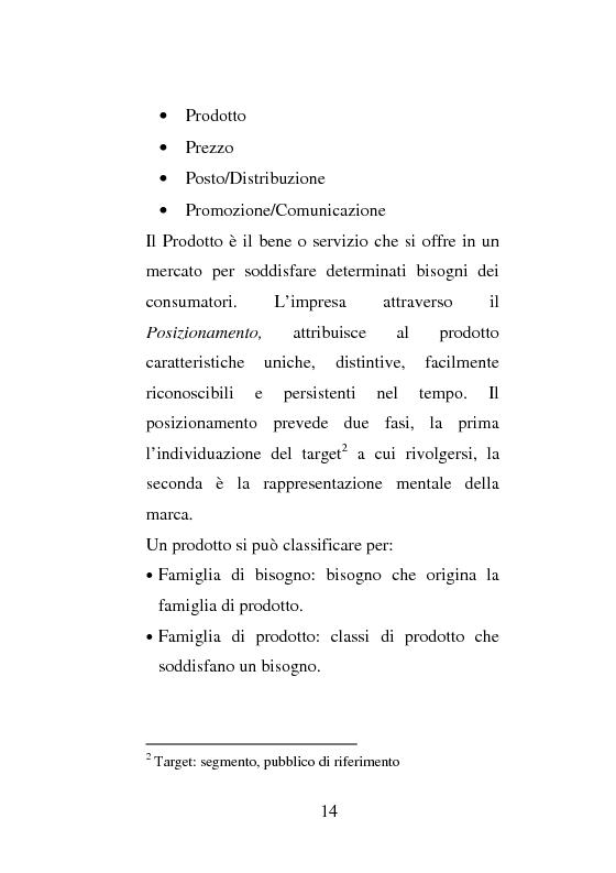 Anteprima della tesi: La strategia di Product Placement al cinema, Pagina 11