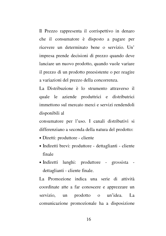 Anteprima della tesi: La strategia di Product Placement al cinema, Pagina 13