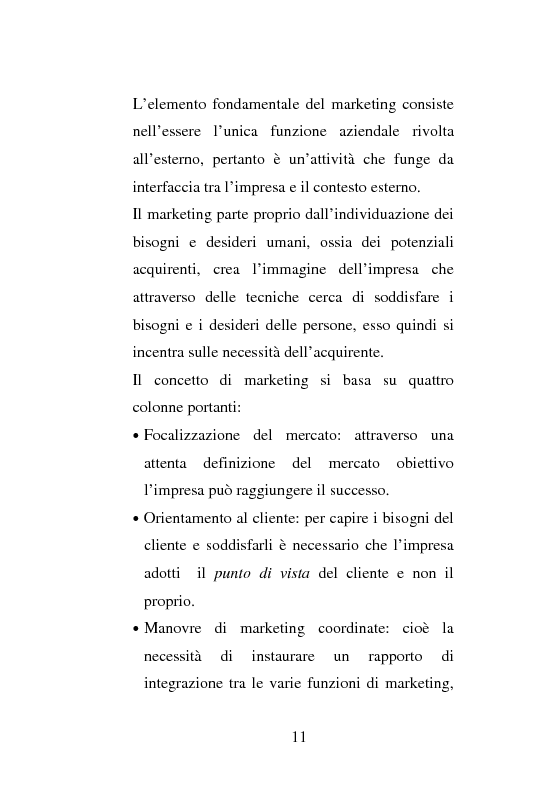 Anteprima della tesi: La strategia di Product Placement al cinema, Pagina 8