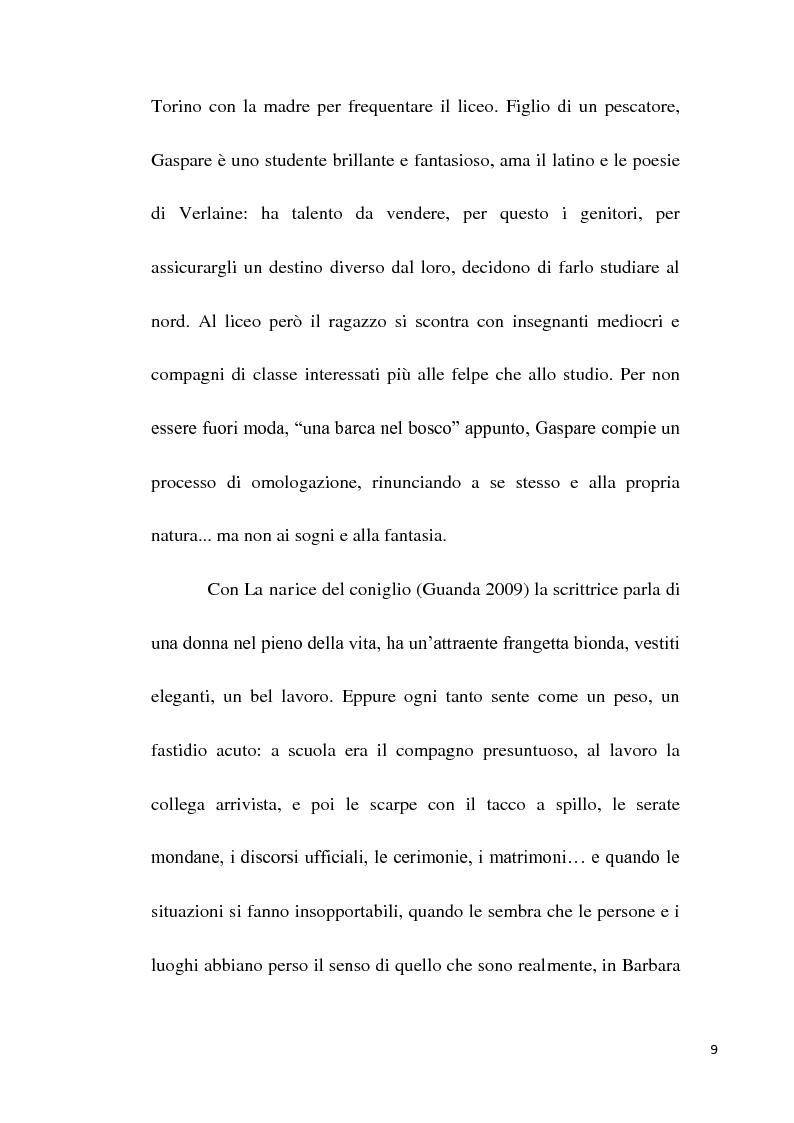 Anteprima della tesi: Scuola e società oggi nei romanzi di Paola Mastrocola, Pagina 6