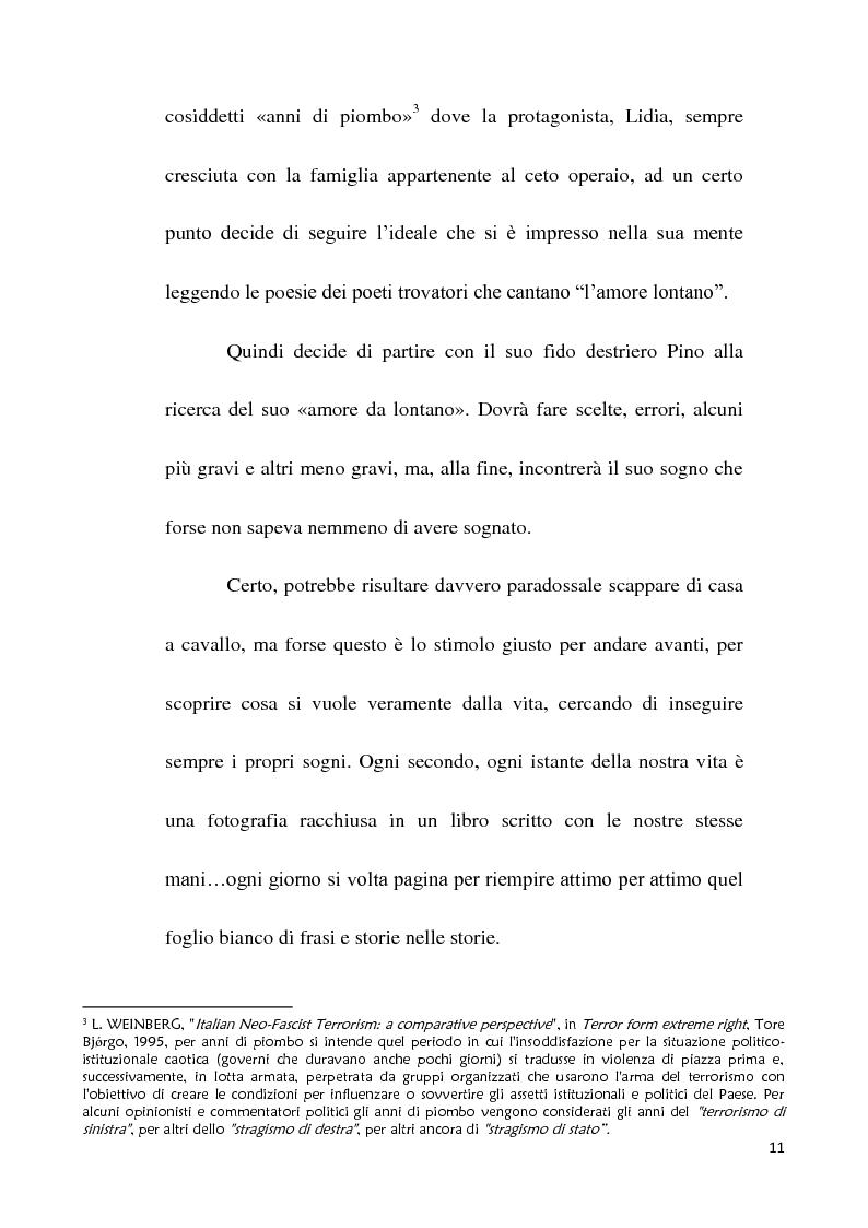 Anteprima della tesi: Scuola e società oggi nei romanzi di Paola Mastrocola, Pagina 8